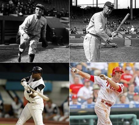 Baseball's Longest Hitting Streaks - 1 - 35