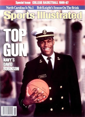 David Robinson's Hall of Fame Career - 1