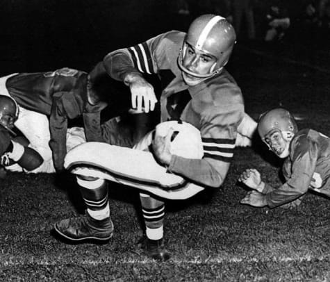 Peter King's Top 12 QBs of All Time - 1 - Otto Graham
