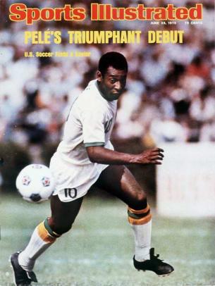Back in Time: June 10 - 2 - Pele