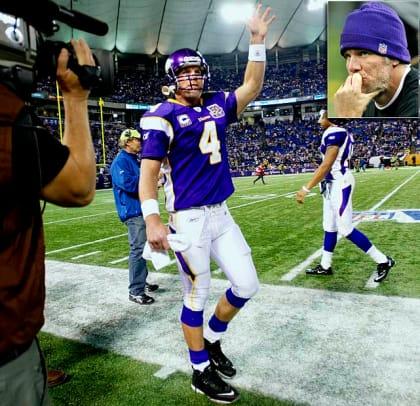 The Most Revered Streaks in Sports - 1 - Brett Favre