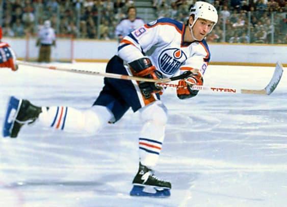 The NHL's 600 Goal Club - 1 - Wayne Gretzky