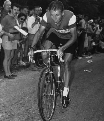 Tour de France Grand Champions - 2 - 5. Jacques Anquetil (1957, 61-64)