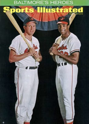 Back in Time: October 9 - 1 - Frank Robinson