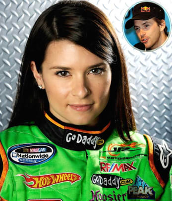 What They're Saying About Danica Patrick - 1 - Scott Speed
