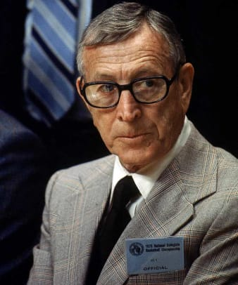 Back in Time: March 31 - 1 - John Wooden