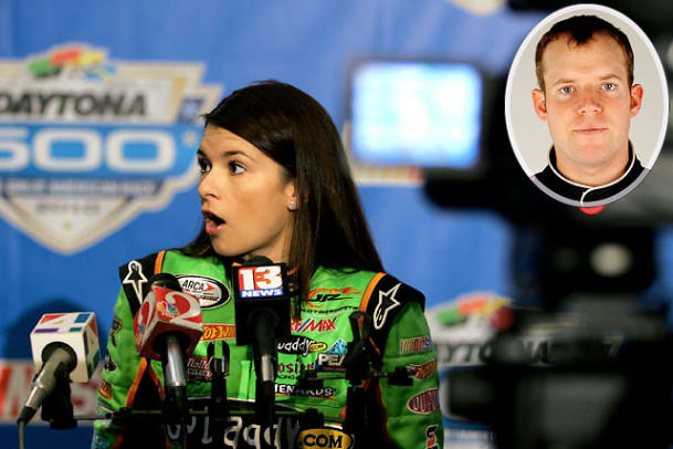 What They're Saying About Danica Patrick - 2 - Regan Smith