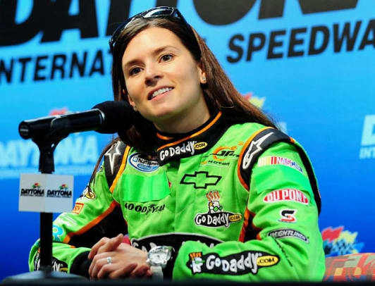 What They're Saying About Danica Patrick - 14 - Rich Feinberg