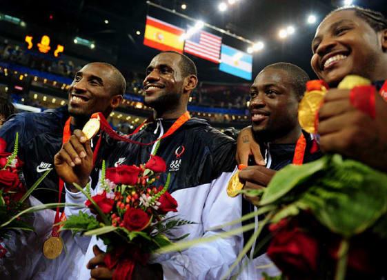 Team USA Since 1992 - 9 - 2008 Summer Olympics