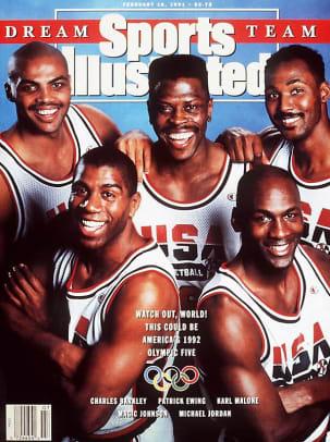 Team USA Since 1992 - 1 - 1992 Summer Olympics