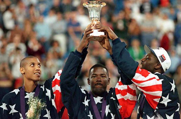 Team USA Since 1992 - 2 - 1994 FIBA World Championship