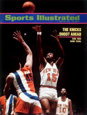"""NBA Nicknames - 2 - Earl """"The Pearl"""" Monroe"""