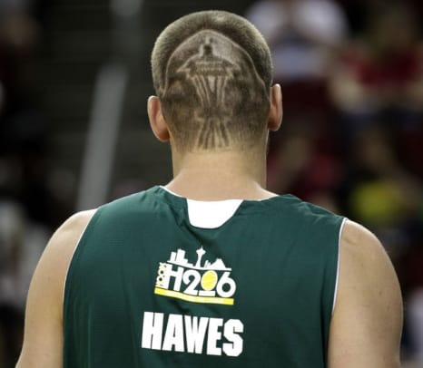 Look What's Carved In My Hair - 29 - Spencer Hawes