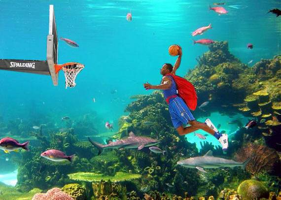 Wacky NBA Predictions - 1 - Gary Gramling