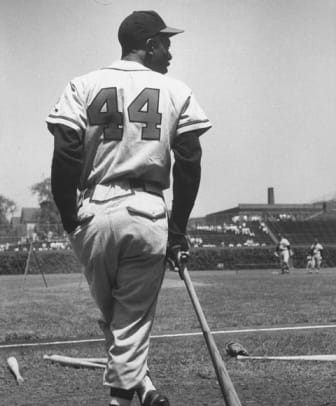 Hank Aaron: A Legend Looks Back - 1