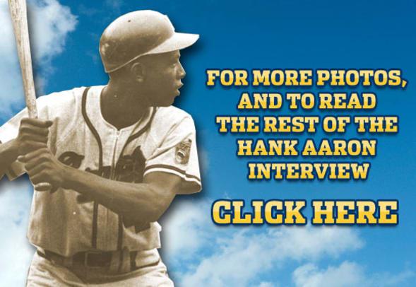 Hank Aaron: A Legend Looks Back - 7