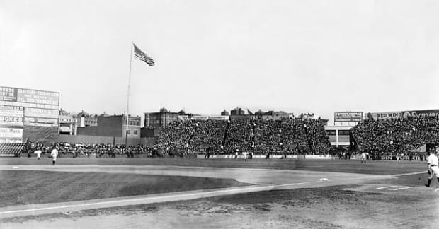 Back in Time: April 20 - 1 - Stadium Openings | 1912