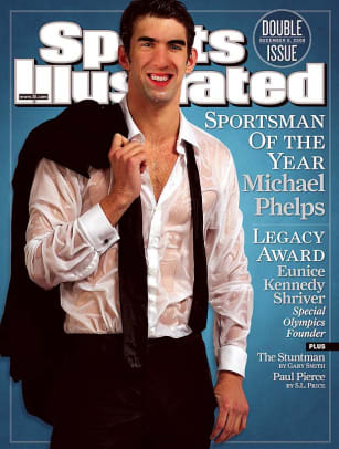 Sportsman of the Year Covers - 2 - 2008