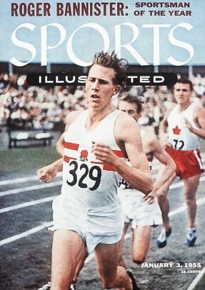Sportsman of the Year Covers - 56 - 1954