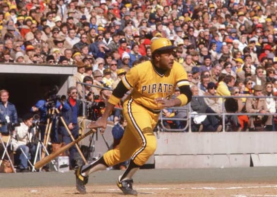 Back in Time: August 5 - 1 - Willie Stargell