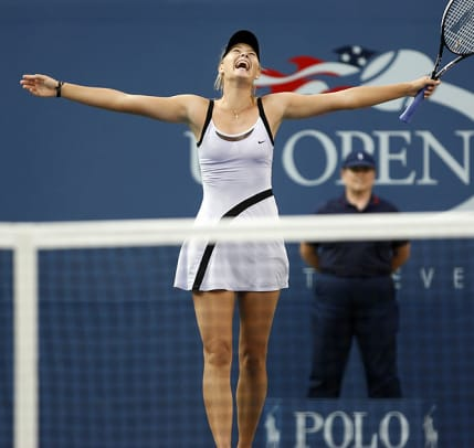 Iconic Images of the U.S. Open - 20 - Maria Sharapova