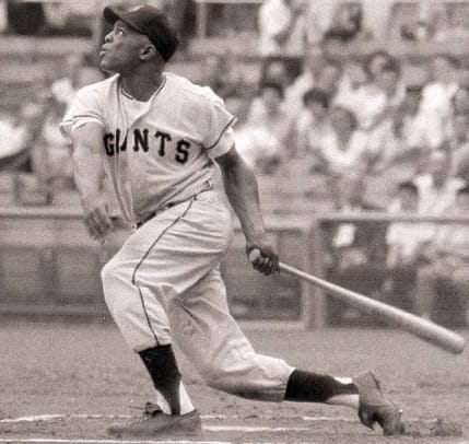 Back in Time: May 5 - 1 - Willie Mays