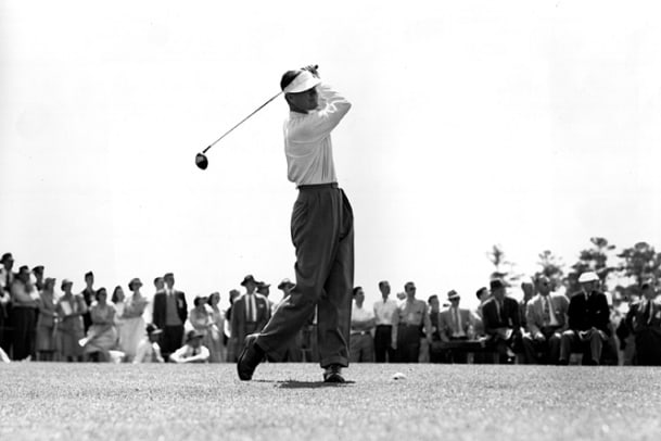 The Most Revered Streaks in Sports - 2 - Byron Nelson