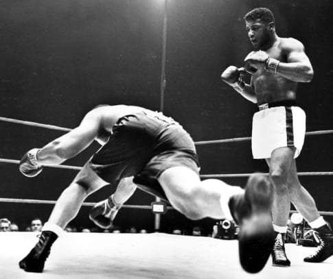 Back in Time: November 30 - 1 - Floyd Patterson and Archie Moore