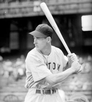 Back in Time: August 7 - 1 - Ted Williams