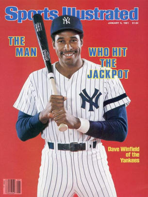 Back in Time: December 15 - 1 - Dave Winfield