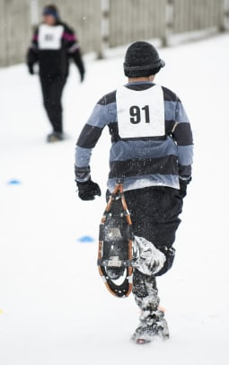 Training for the Special Olympics World Winter Games - 2 - Kenneth Roy