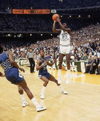 Michael Jordan's Hall of Fame Career - 1