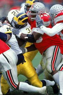 Top 15 Recruiting Classes of All Time - 2 - 1998 Ohio State