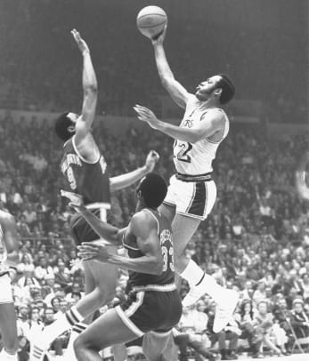 NBA's Greatest Rookies Of All Time - 15 - Elgin Baylor