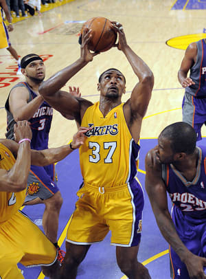 Top Game 5s in NBA History - 1 - Suns at Lakers