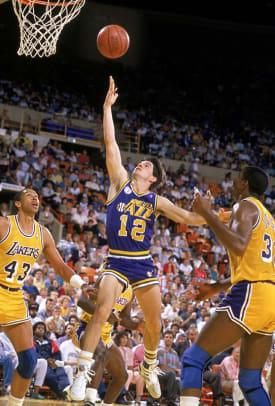 John Stockton's Hall of Fame Career - 2