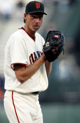 Randy Johnson Through The Years - 18 - 2009