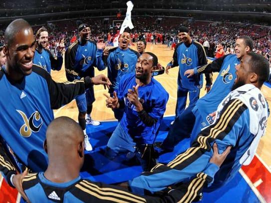NBA's Longest Suspensions - 1 - Gilbert Arenas and Javaris Crittenton, Wizards