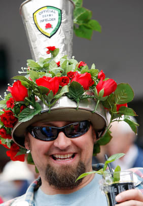 Wild Hats at the Kentucky Derby - 48