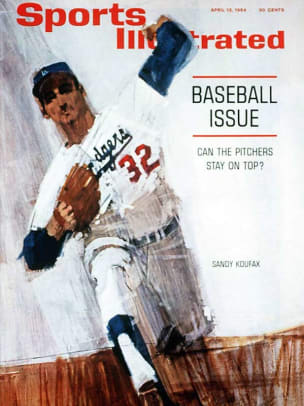 Back in Time: October 2 - 1 - Sandy Koufax