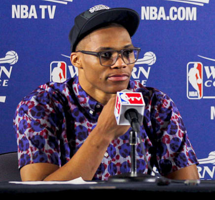 Russell Westbrook: Fashion Icon - 1