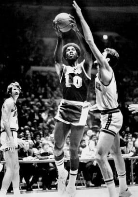 Ivy Leaguers in the NBA - 10 - Corky Calhoun