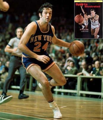 Ivy Leaguers in the NBA - 2 - Bill Bradley