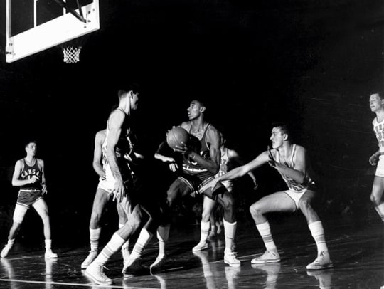 Great NCAA Title Games - 1 - 1957