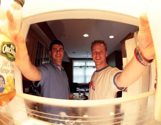 Cribs: Joe Mauer & Justin Morneau - 2 - Joe Mauer and Justin Morneau