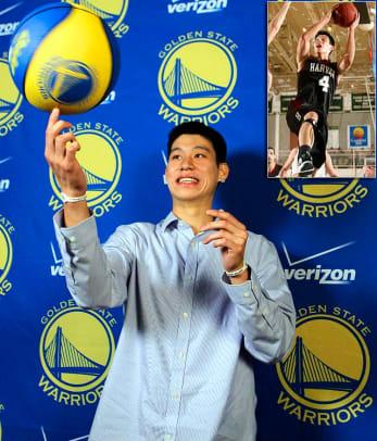 Ivy Leaguers in the NBA - 1 - Jeremy Lin