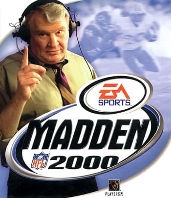 The Madden Cover Curse - 1 - Barry Sanders