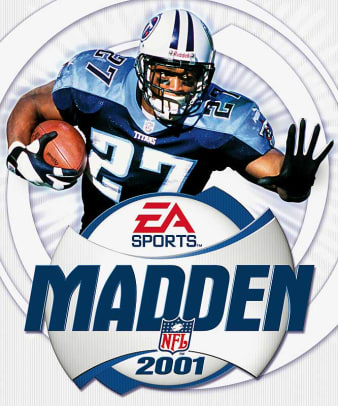 The Madden Cover Curse - 2 - Eddie George