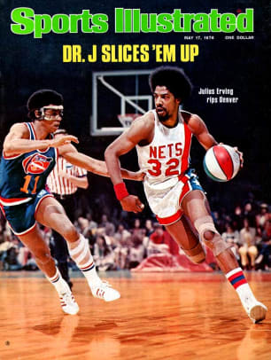 Hoops Style Through the Years - 2 - Dr. J's Afro