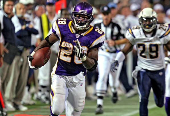 2000s: Memorable NFL Performances - 1 - Adrian Peterson